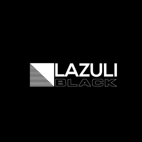 Lazuli Black logotype