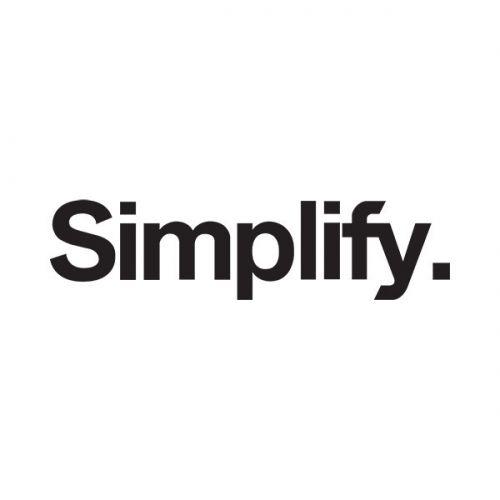 Simplify Recordings logotype