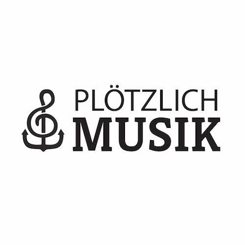 Ploetzlich Musik logotype
