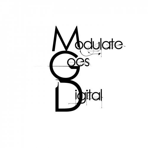 Modulate Goes Digital logotype