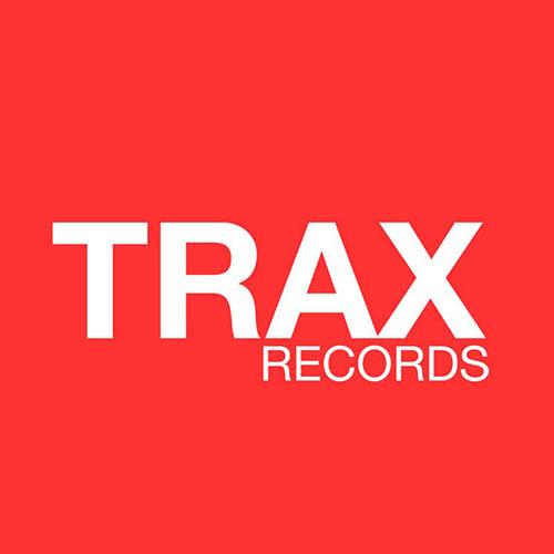 Trax Records logotype