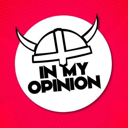 In My Opinion (Armada) logotype