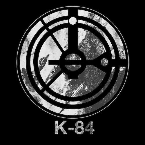 K-84 Records logotype