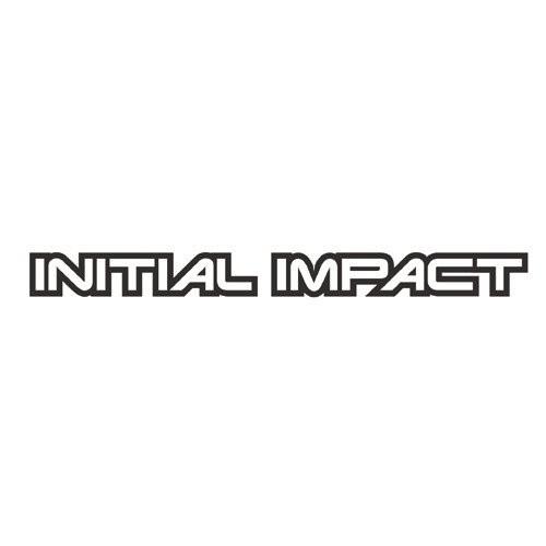 INITIAL IMPACT (R135) logotype