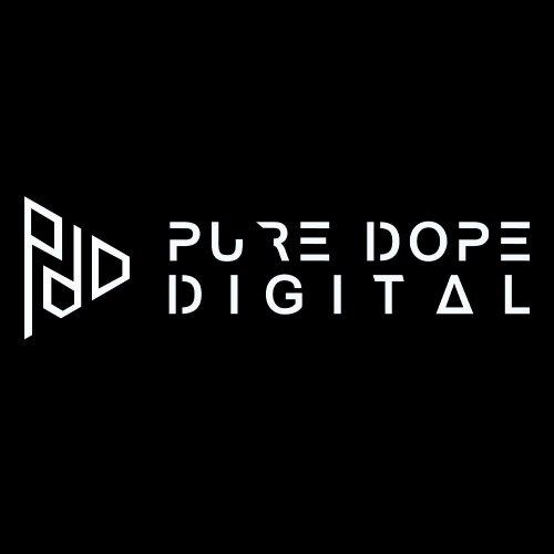 Pure Dope Digital logotype