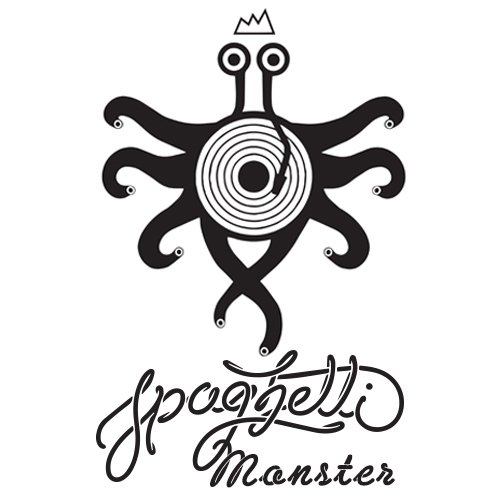 Spaghetti Monster logotype