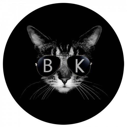 Black Kat logotype