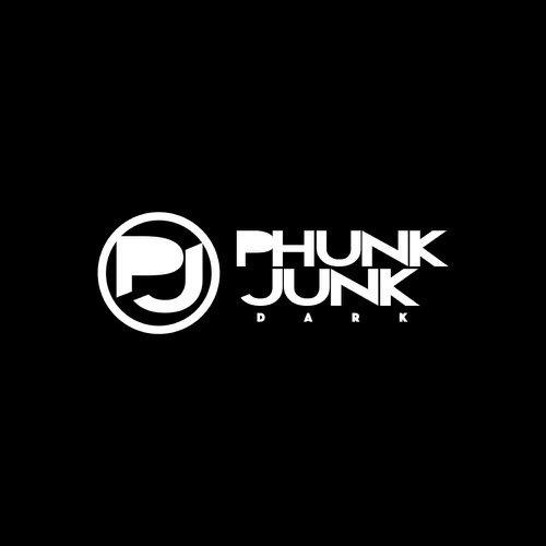 Phunk Junk Dark logotype