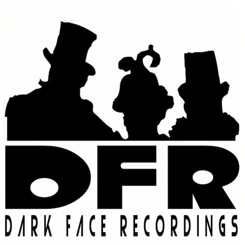 Dark Face Recordings logotype