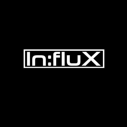 In:flux Audio logotype