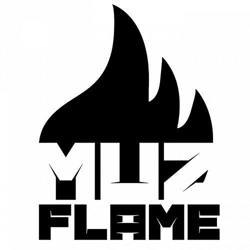Muz-Flame logotype