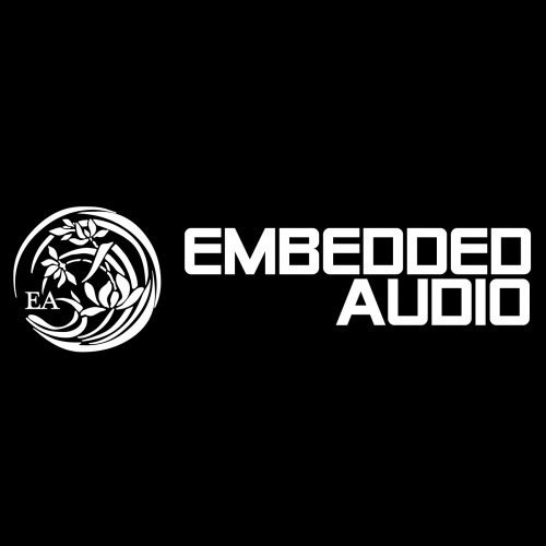 Embedded Audio EA logotype