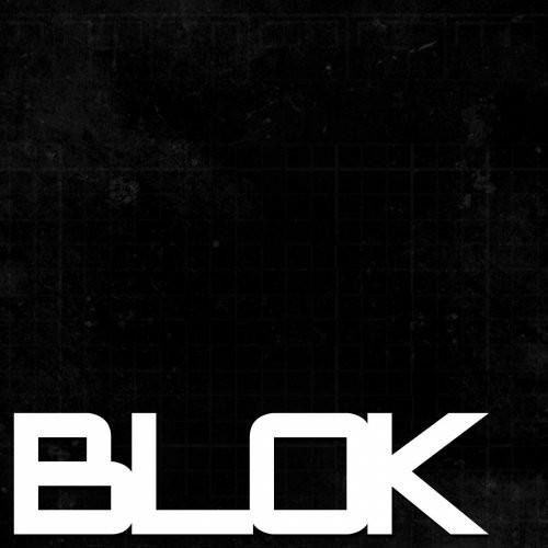 BLOK Records logotype