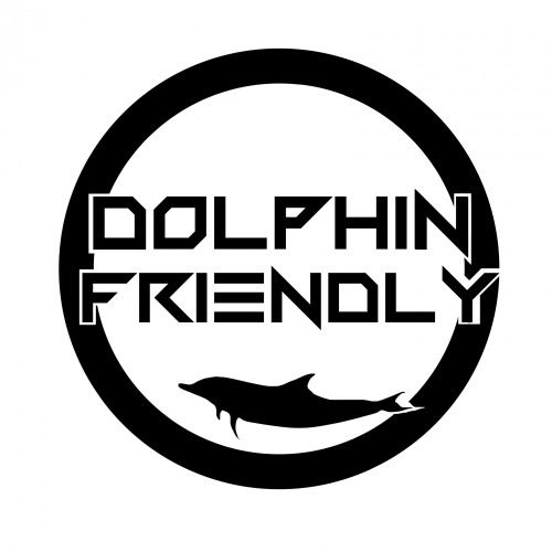 Dolphin Friendly Tunage logotype