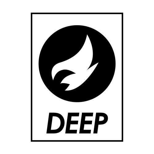 Alveda Deep logotype