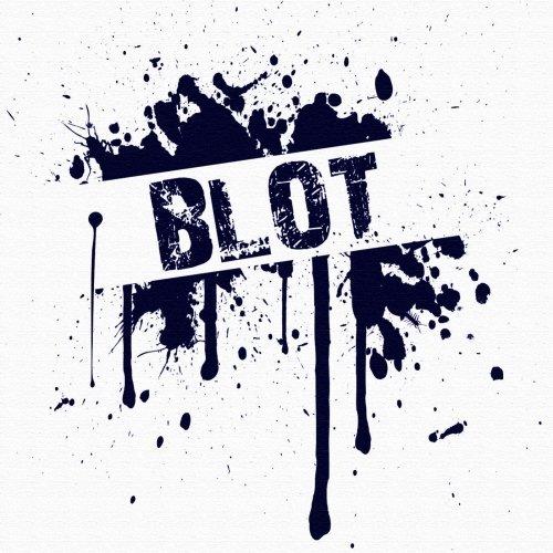 Blot logotype