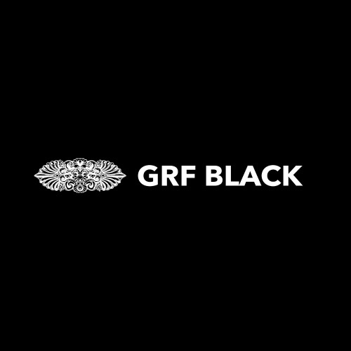 GRF BLACK logotype