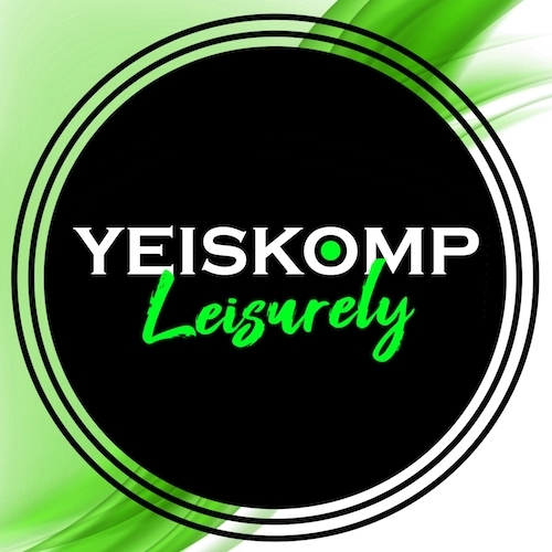 Yeiskomp Leisurely logotype