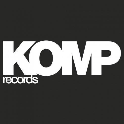 KOMP Records logotype