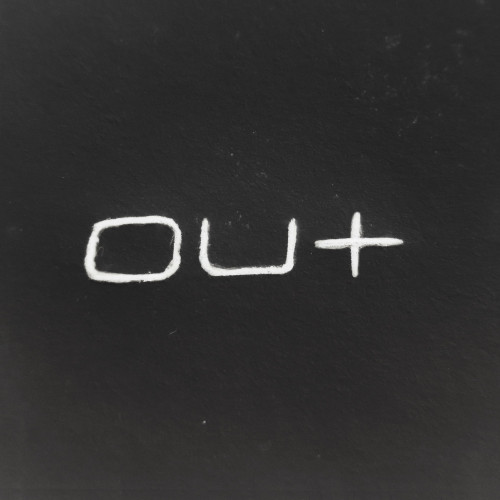 0UT logotype