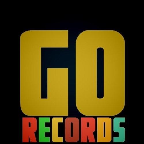GO RECORDS logotype