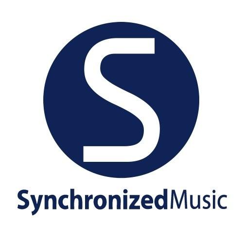 Synchronized Musik logotype