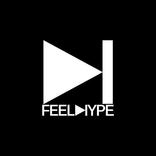Feel Hype Black logotype