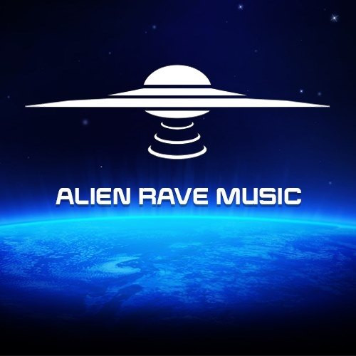 Alien Rave Music logotype