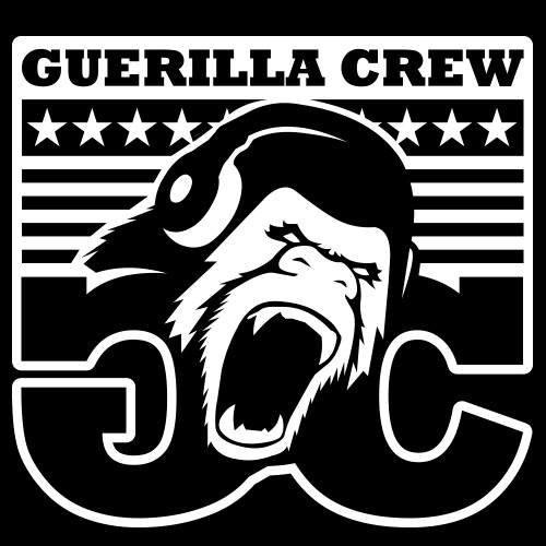 Guerilla Crew Rec logotype