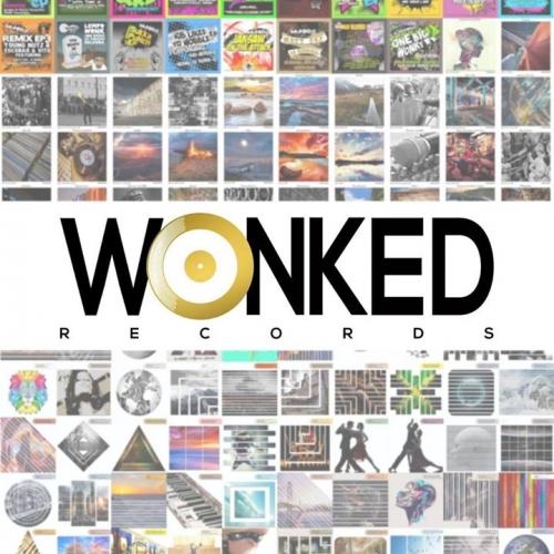 WoNKed Records logotype