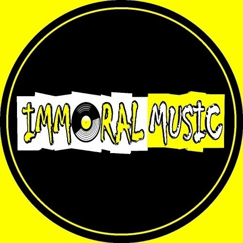 Immoral Music logotype