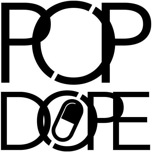 Pop Dope logotype