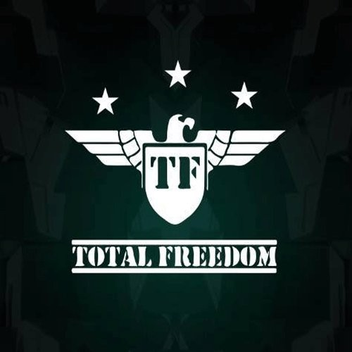 Total Freedom Recordings logotype