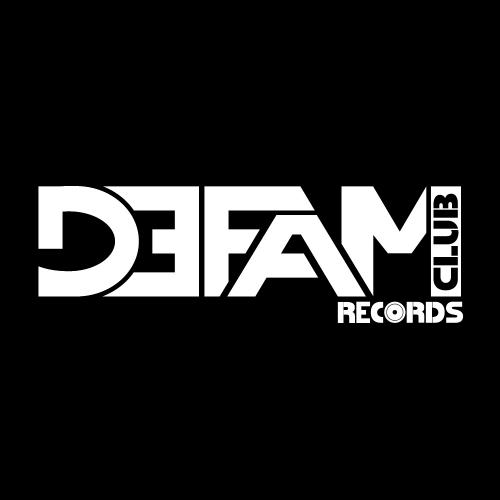 DEFAM RECORDS logotype