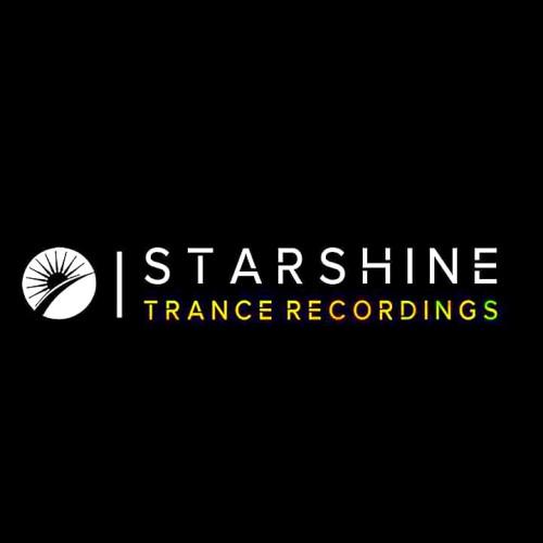 STARSHINE TRANCE RECORDINGS logotype