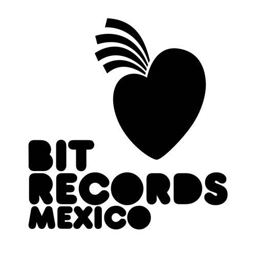 BIT Records Mexico logotype