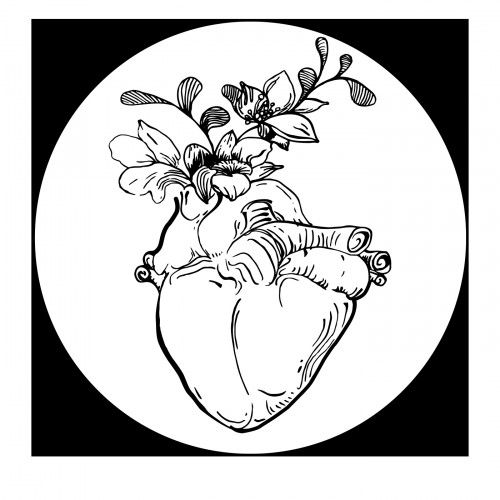 Hearth Records logotype