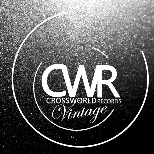 Crossworld Vintage logotype