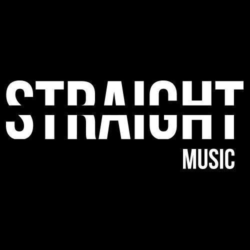 Straight Music logotype