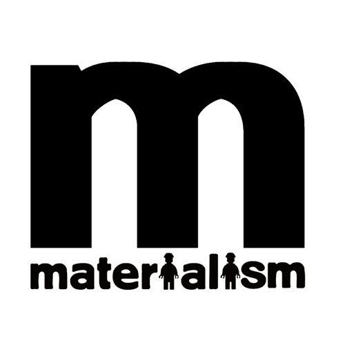 Materialism logotype