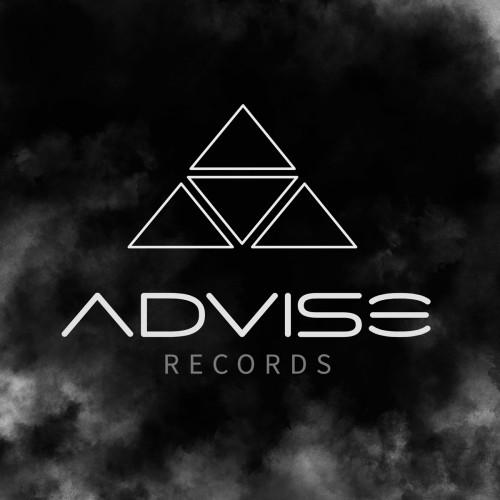 ADVISE records logotype