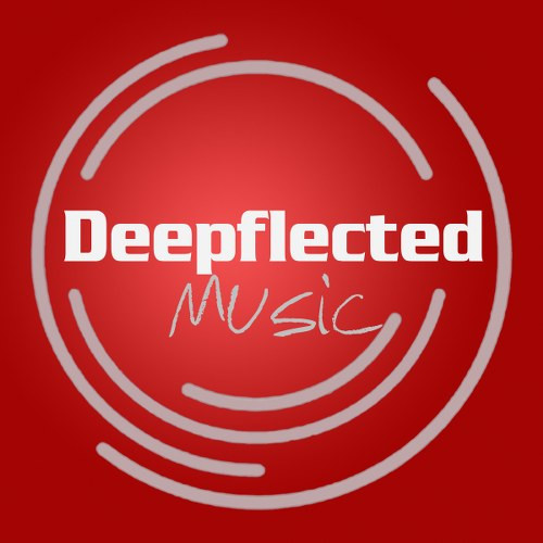 Deepflected Music logotype