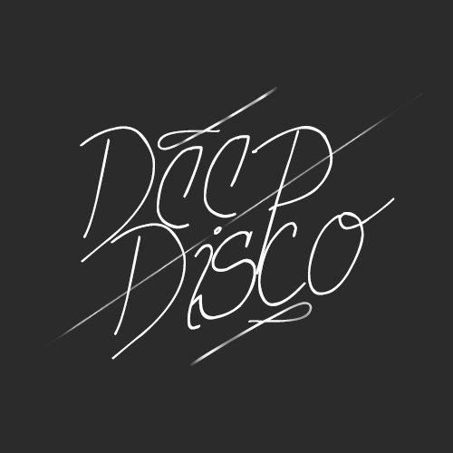 Deep Disco Music logotype