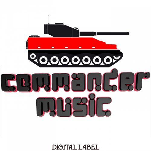 Commander Music logotype