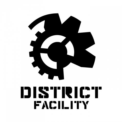 District Facility logotype