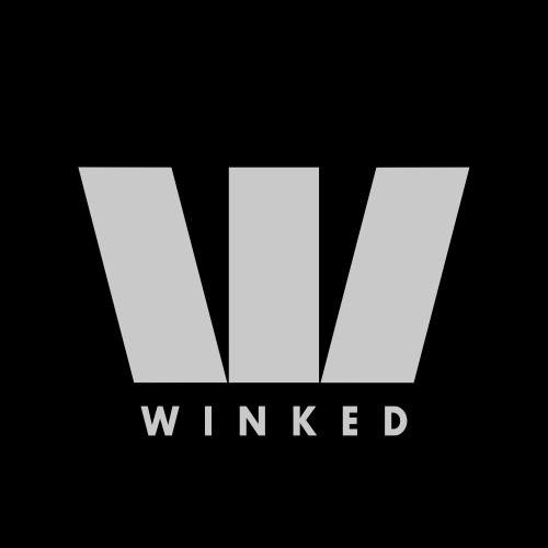 Winked Records logotype