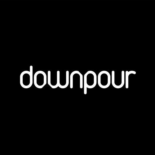 Downpour Recordings logotype