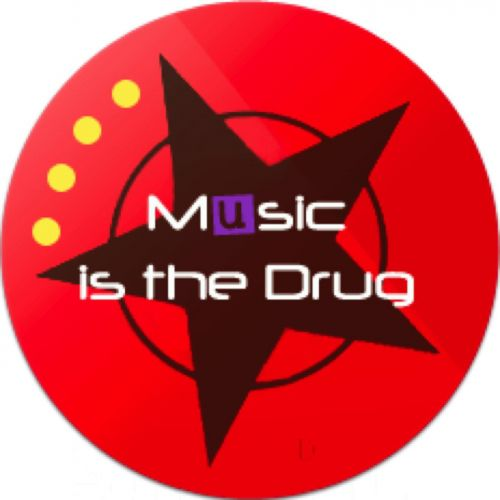 Music Is The Drug logotype