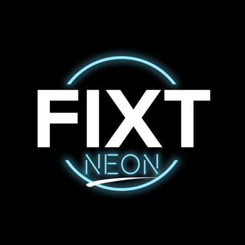 FiXT Neon logotype