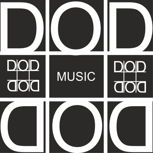DOD Music Record logotype